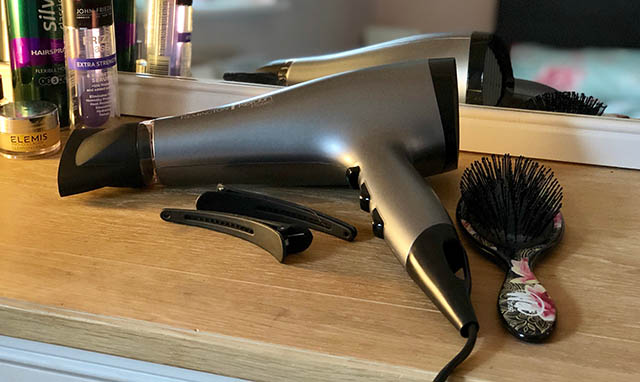 Remington Pro Hair Dryer with Color Care Technology